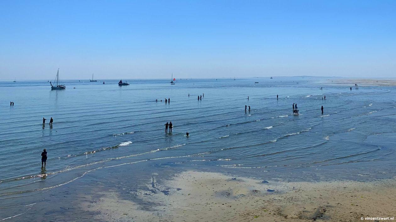 Groene strand Terschelling - foto vincent zwart